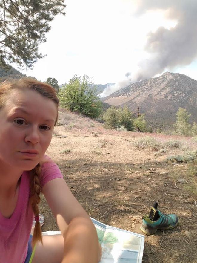 chimneyfireselfie