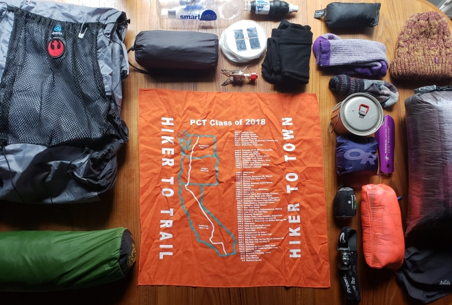 Post PCT SOBO Gear Review and Budget Recap – Artemis Hikes